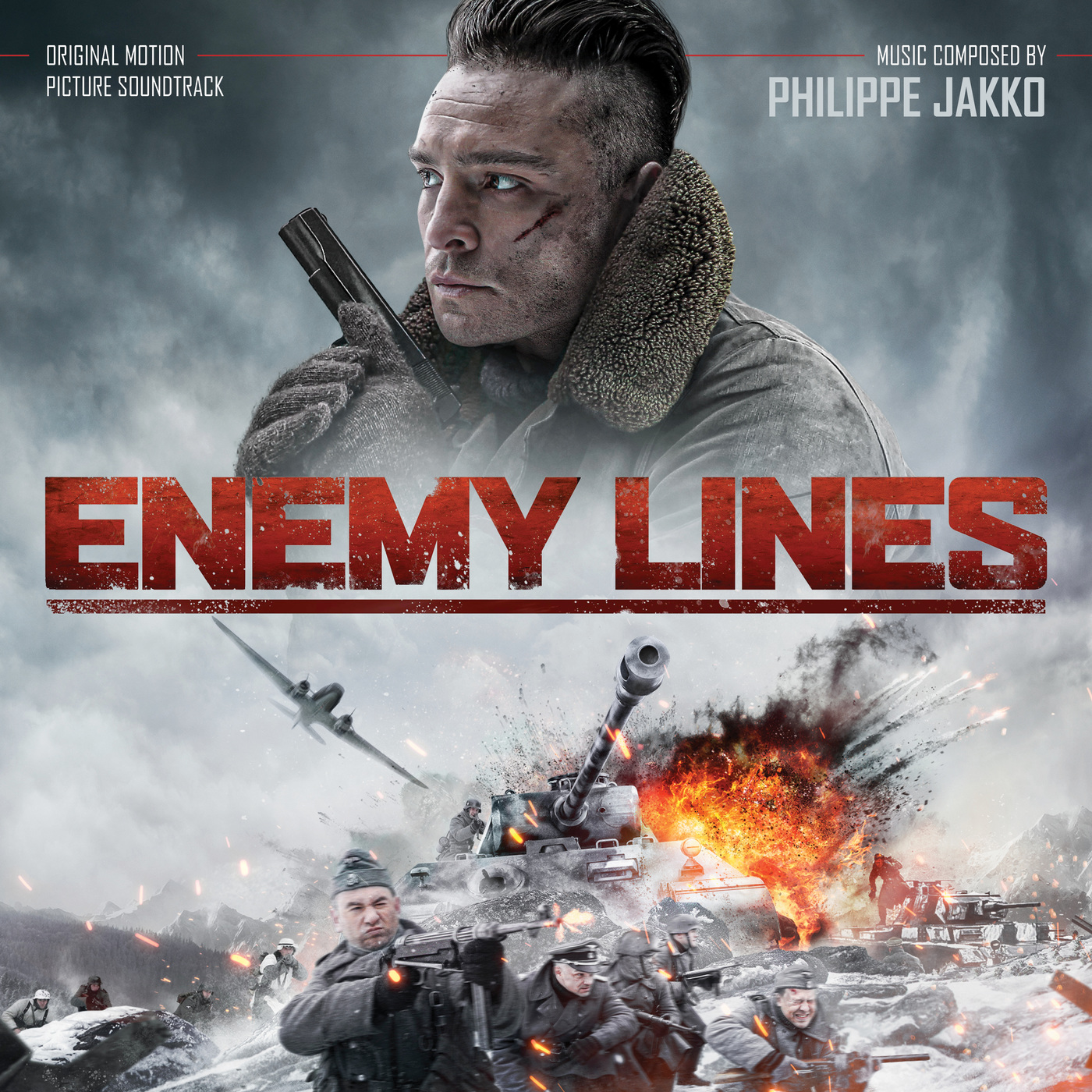 "Philippe Jakko - Suite from ""Enemy Lines"""