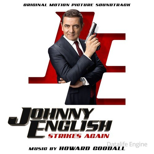 OST - Johnny English Strikes Again (2018)