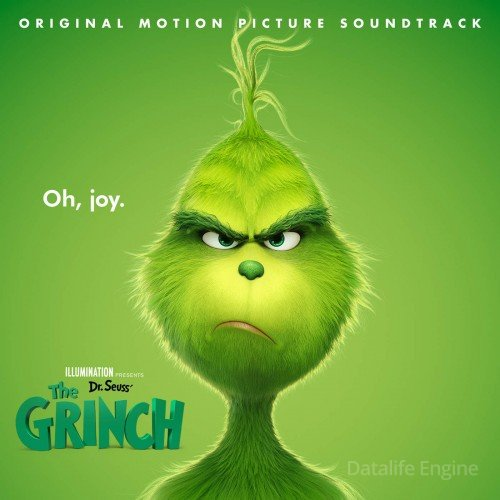 OST - Dr. Seuss' The Grinch (2018)