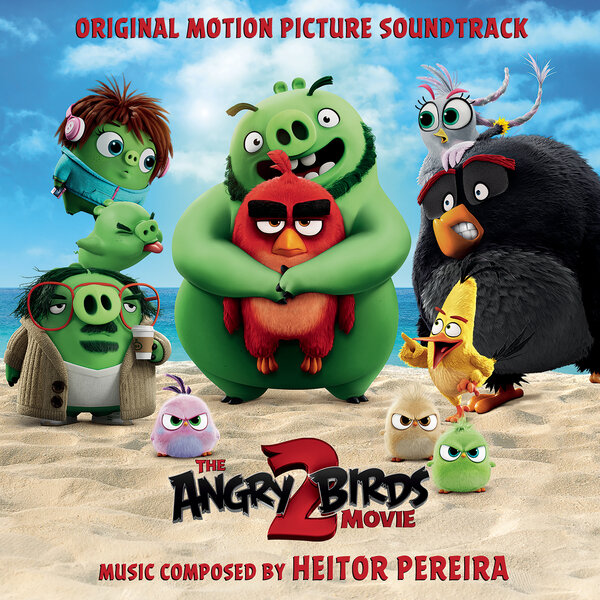 OST - Angry Birds 2 в кино (2019)