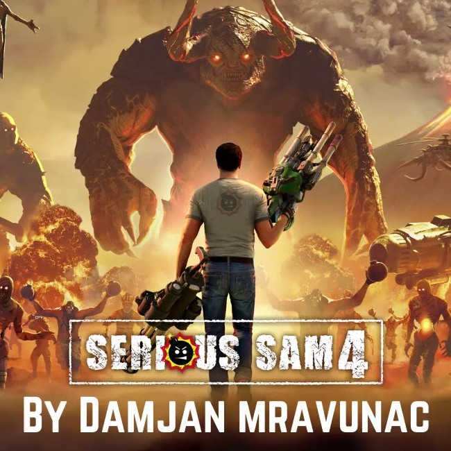 OST - Serious Sam 4 (2020)
